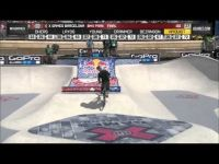Ryan Nyquist wins BMX Park silver