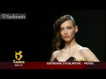 Happy Birthday Lily Cole + Georgina Stojiljkovic! May 19 | FashionTV
