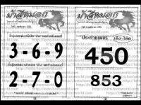 เลขเด็ดม้าสีหมอก 1/11/56 หวยม้าสีหมอก ม้าสีหมอก งวดนี้ 1 พฤศจิกายน 2556 (ของแท้)