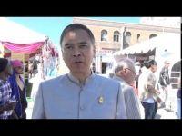 สัมภาษณ์ ฯพณฯเอกอัคราชทูตไทย อเมริกา